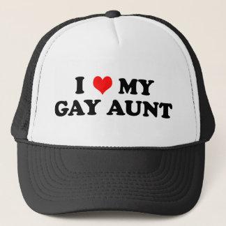 Gay Aunt Trucker Hat