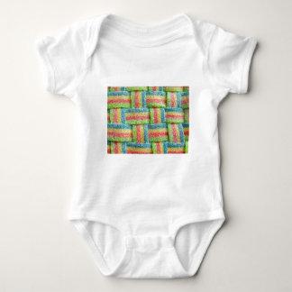 Gay Bacon Strips Baby Bodysuit