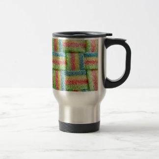 Gay Bacon Strips Travel Mug