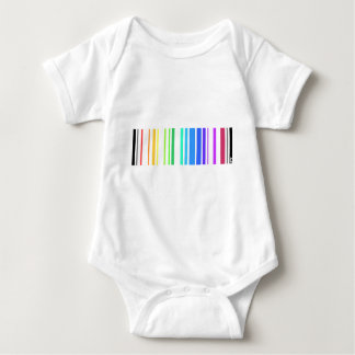 Gay Barcode Infant Creeper