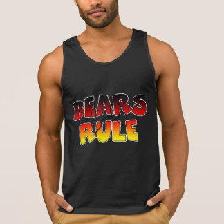 GAY BEAR BEAR PAW BEARS RULE T SHIRTS