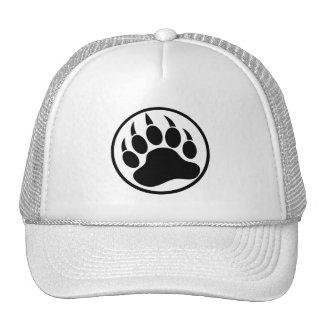 GAY BEAR CLASSIC CLEAN LOOK BEAR PAW TRUCKER HAT