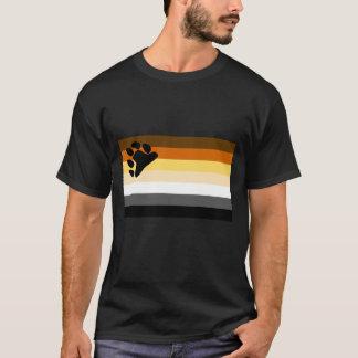 Gay Bear Flag LGBT Pride T-Shirt