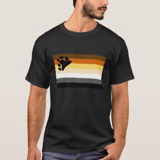 Gay Bear Lover T-shirt