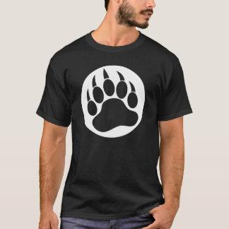 Gay Bear Pride Bear Paw T-Shirt