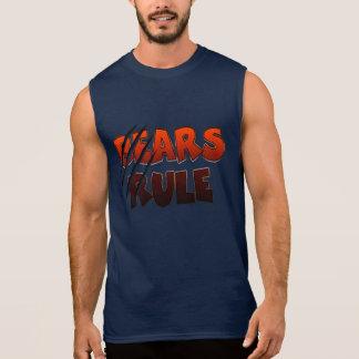 Gay Bear Pride Bears Rule Sleeveless Shirt