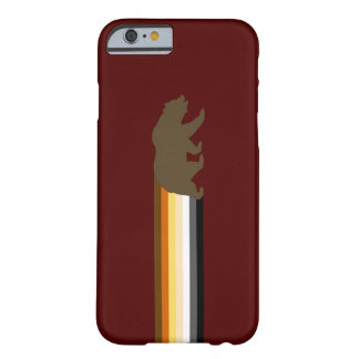 Gay Bear Pride Flag Barely There iPhone 6 Case
