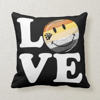 Gay Bear Pride Flag Love Pillows