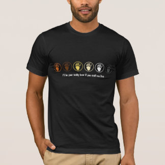 Gay Bear Pride - I'll be your teddy bear T-Shirt