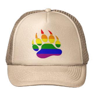 Gay bear pride rainbow -Hat Trucker Hat
