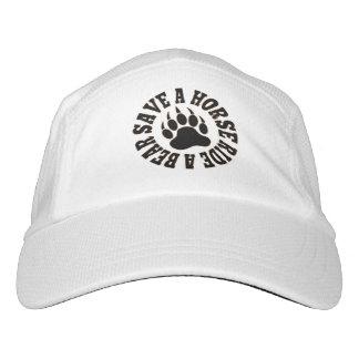 Gay Bear Pride Save A Horse Ride A Bear Headsweats Hat