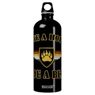 Gay Bear Pride Save A Horse Ride A Bear SIGG Traveler 1.0L Water Bottle