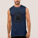 Gay Bear Pride Save A Horse Ride A Bear Sleeveless T-shirt