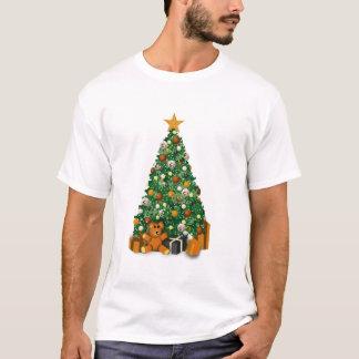 Gay Bears Christmas Tree Shirt