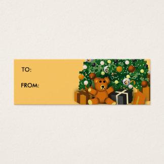 Gay Bears Gift Tag #1