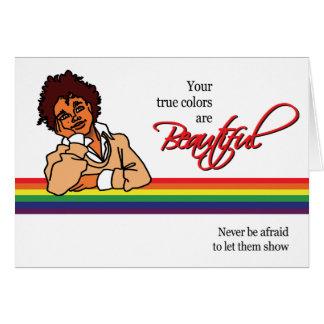 Gay - Beautiful Colorz 02 Card
