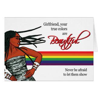 Gay - Beautiful Colorz 1B Card