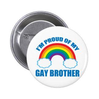 Gay Brother Pin