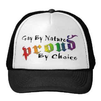 Gay by Nature Hat
