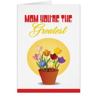 Gay Cards - Greatest Mom