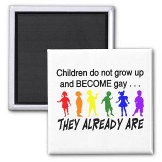 Gay Children Magnet