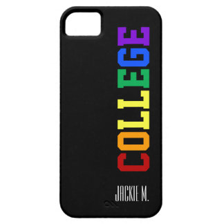 Gay college iphone Cover