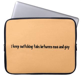 gay computer sleeve