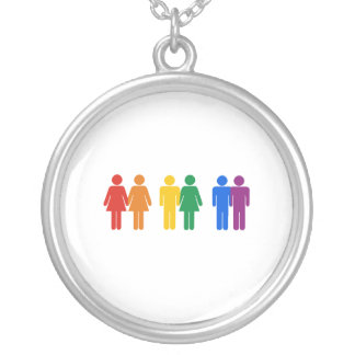 Gay Couples Necklaces
