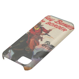 Gay Cowboy on Paperback Western Cover for iPhone
