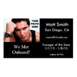 Gay Cruise Card Business Card Templates