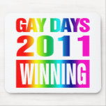 Gay Day 2011 Mouse Pad