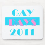 Gay Day 2011 Mousepads