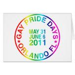 Gay Days 2011 Cards