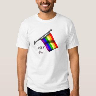 Gay de la MANERA Remeras