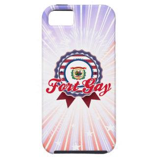 Gay del fuerte, WV iPhone 5 Case-Mate Protector