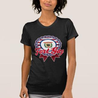 Gay del fuerte, WV Camisetas