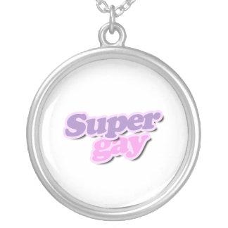 Gay estupendo collar personalizado