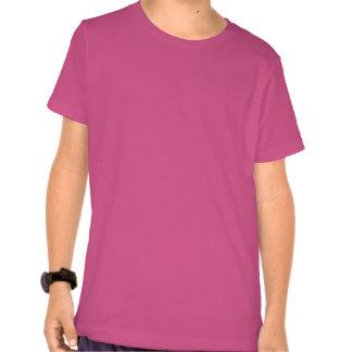 Gay & Fabulous Big Bold Statement White & Fuchsia T-shirt