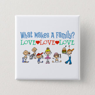 Gay Families Button