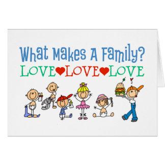 Gay Families Card