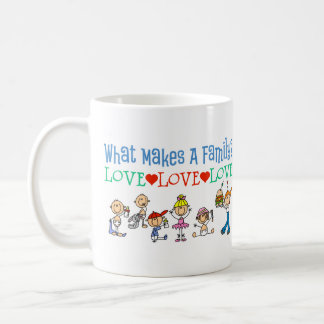 Gay Families Classic White Coffee Mug