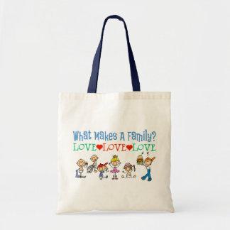 Gay Families Tote Bag