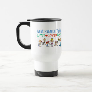 Gay Families Travel Mug