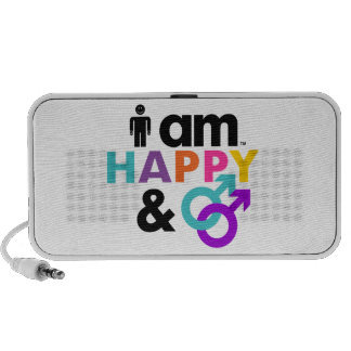 Gay feliz y LBGT aceptable Altavoces