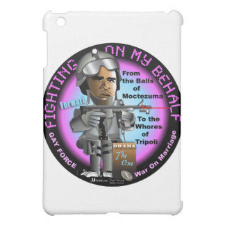 Gay Force iPad Mini Cover