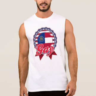Gay, GA Camiseta