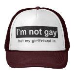 Gay Girlfriend Trucker Hat