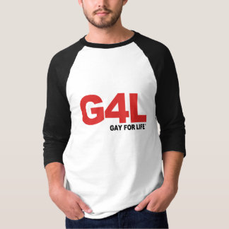 Gay Graphic Tees - Gay 4 Life