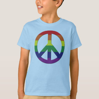 Gay Graphic Tees - Peace Sign_03