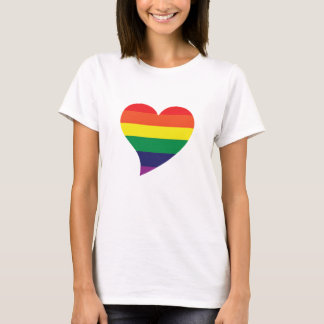 Gay Graphic Tees - Pride Heart_02